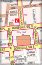 ARMAGH STREET MAP FOLDED Thumbnail